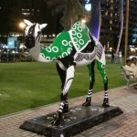 Some yard Art in Dubai