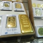 you can buy gold bars in the souks