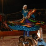 Traditional Egyptian dance